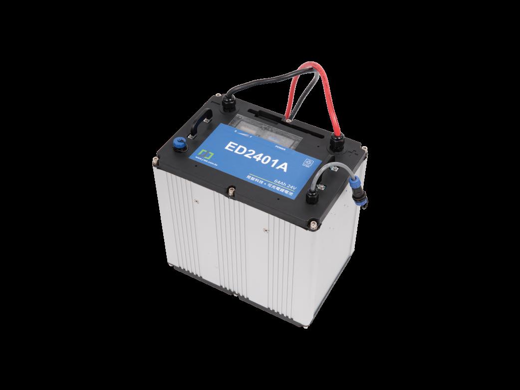 見智科技-25.2V/64AH 高空作業車鋰電池
