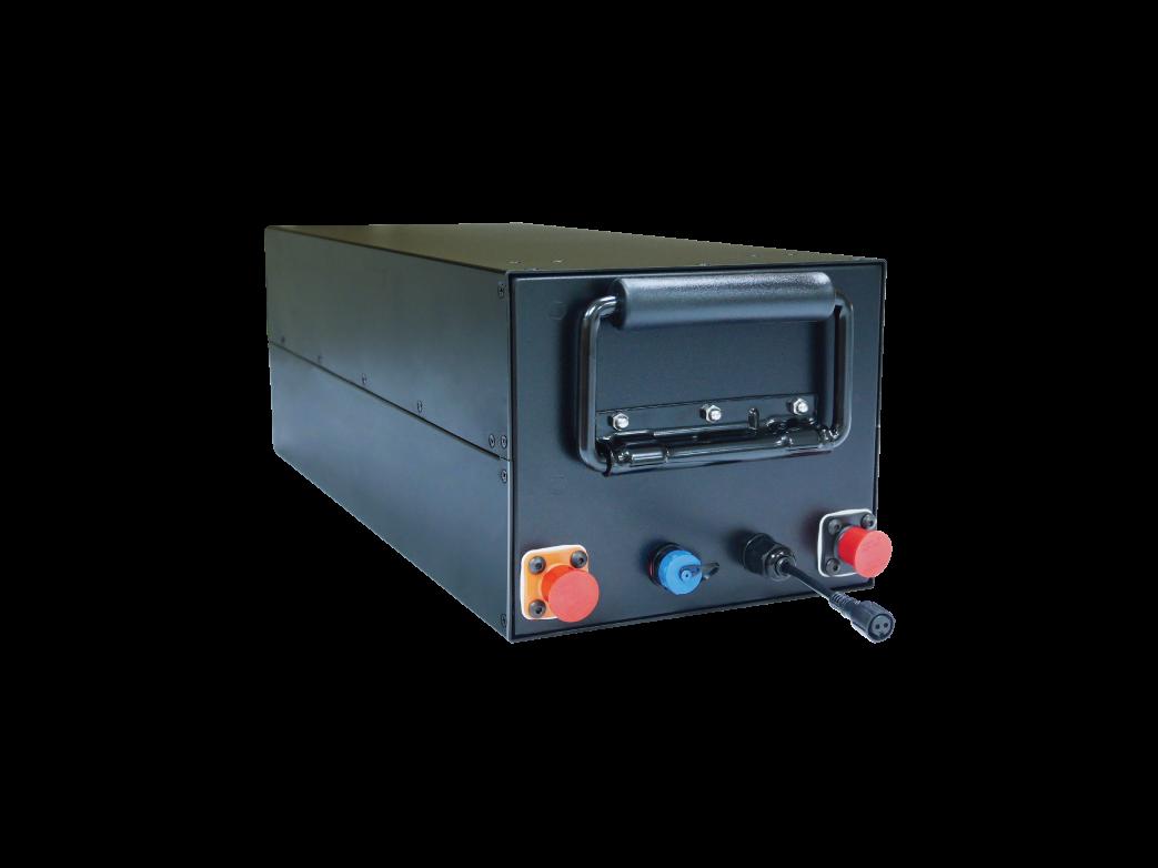 全地形車鋰電池-72V/40AH-見智科技