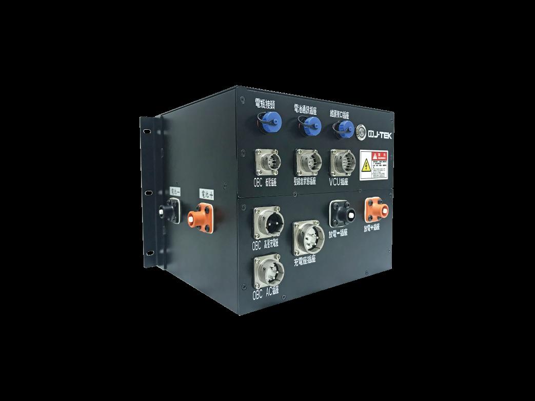 垃圾車壓縮艙鋰電池-320V/34AH-見智科技