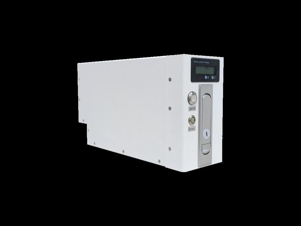 見智科技-25.2V/30AH 移動平台鋰電池