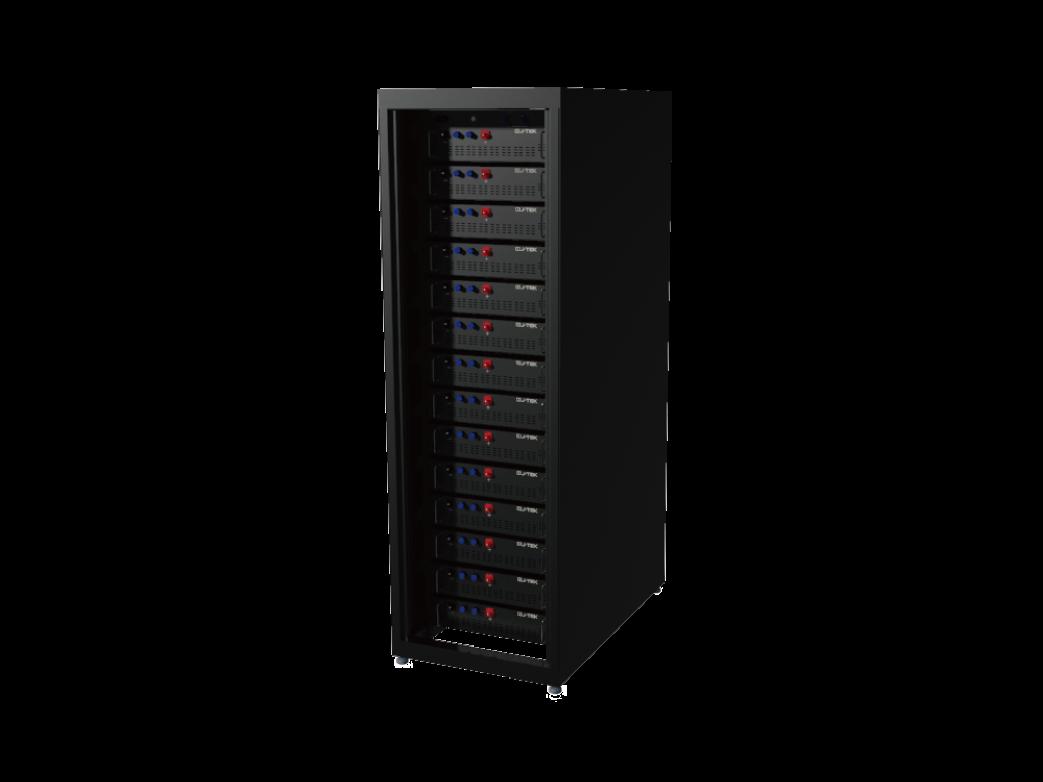 貨櫃式儲能系統-100KWH-見智科技