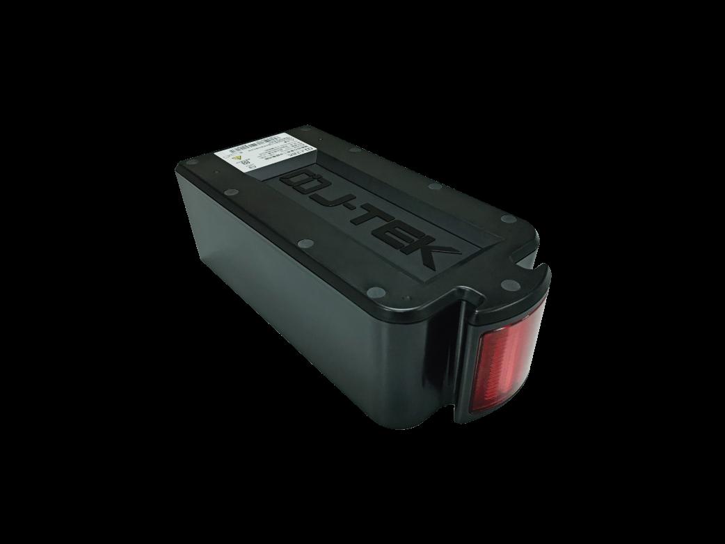 電輔自行車鋰電池-36V/10AH-見智科技